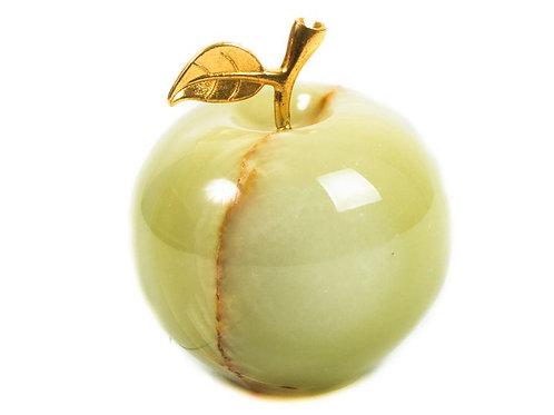 Большое яблоко из оникса