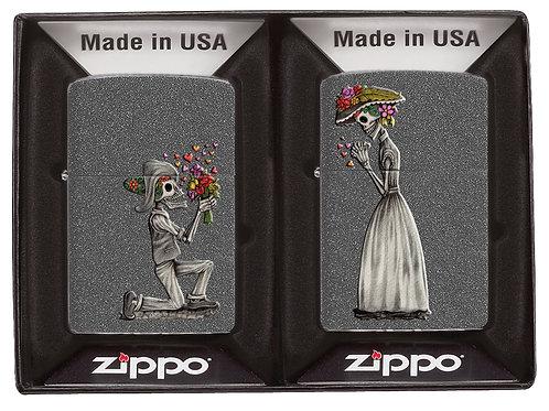 набор зажигалка zippo