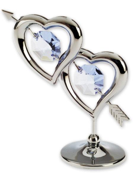 """Миниатюра """"Два сердца"""" - U0236-001-CBL*"""