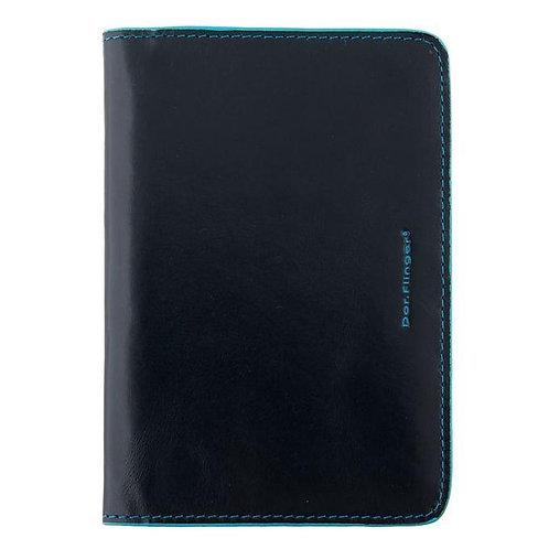 Обложка для паспорта и авто - 00019-1-26-624 dark blue DF
