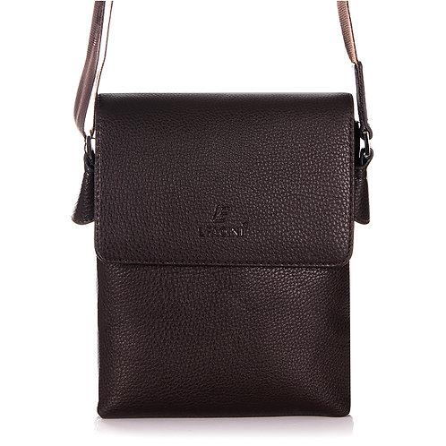 Мужская сумка 40-36153 coffee LF