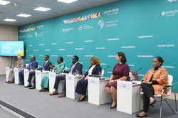 Russia Africa Summit - Sotchi, 2019