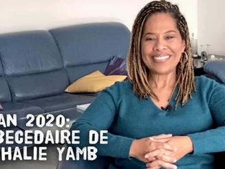 Bilan 2020: L'abédécaire de Nathalie Yamb