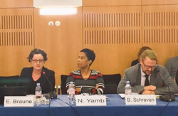 Regards croisés franco-allemands sur l'Afrique - IFRI, Paris 2018_