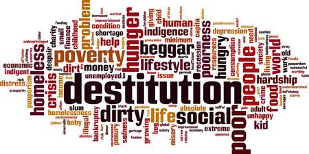 DESTITUTION