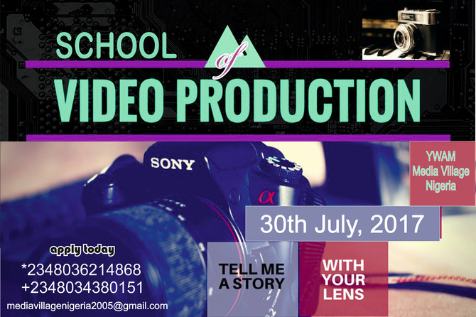 School of Video Production