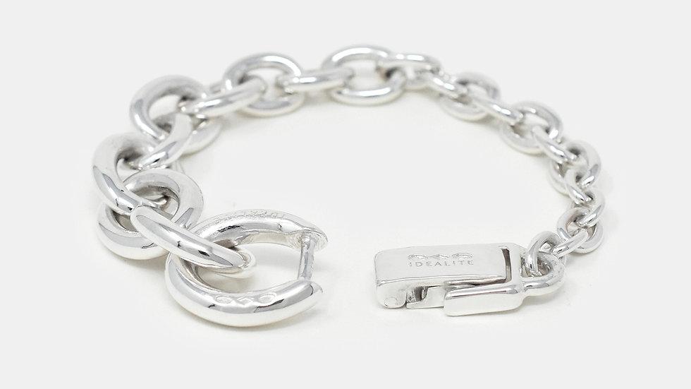 Oval Chain Bracelet