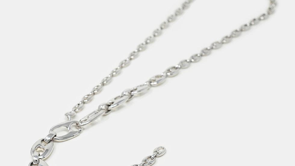 Anchor Y Necklace