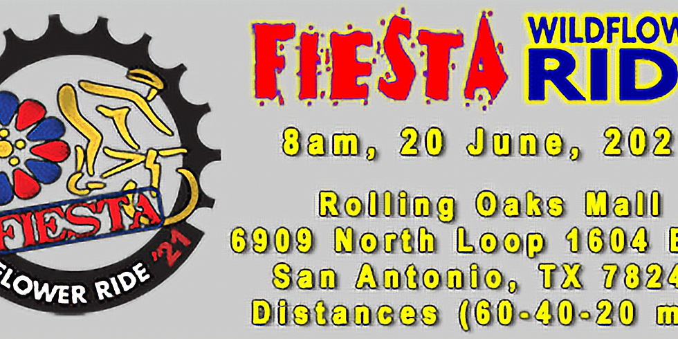 Fiesta Wildflower Ride