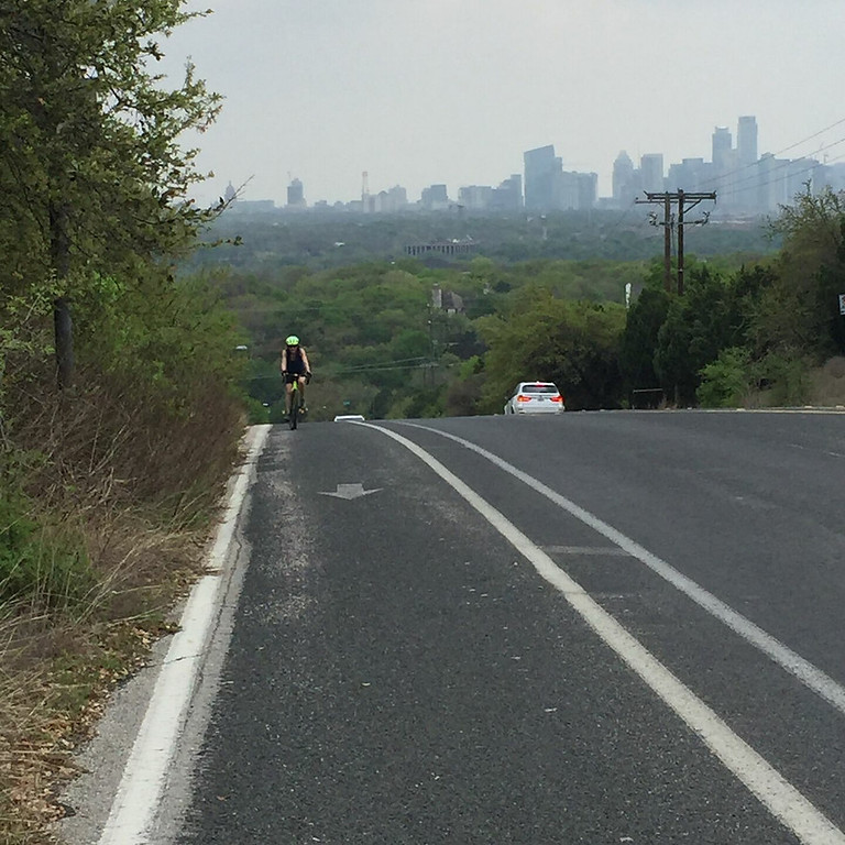 GROUP RIDE: New Route Alert - Bee Caves or Bust