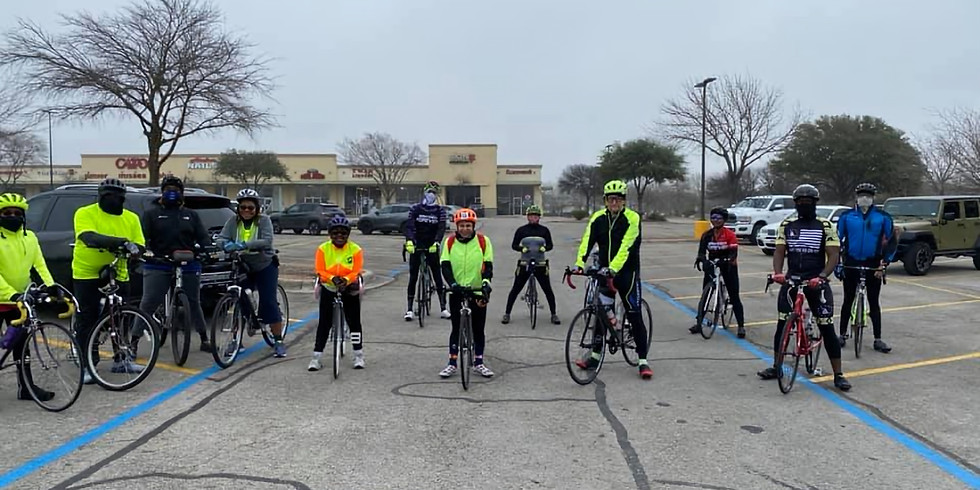 GROUP RIDE: Pflugerville - New Sweden Church Routes (1)
