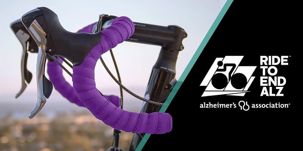 Ride to End ALZ