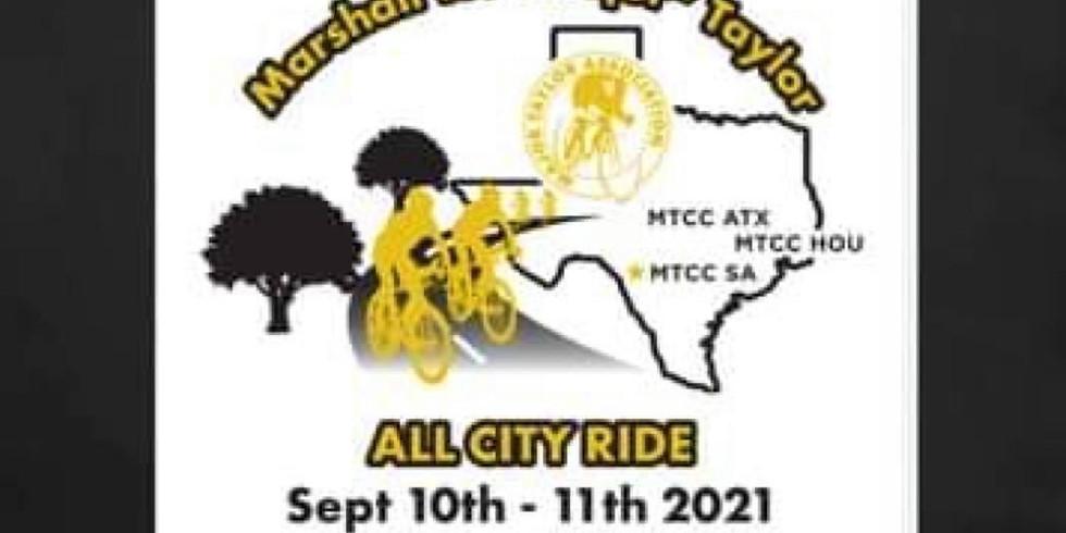 Major Taylor All-Cities Ride - San Antonio
