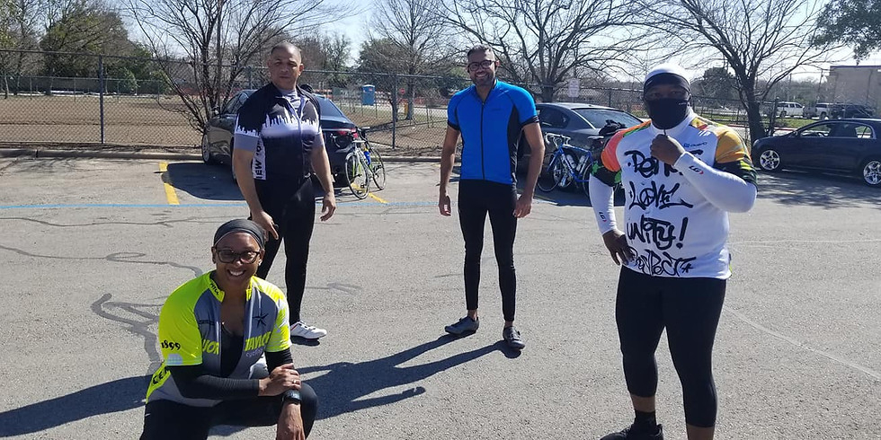 Monday Mid-Day Ride at Lake Pflugerville