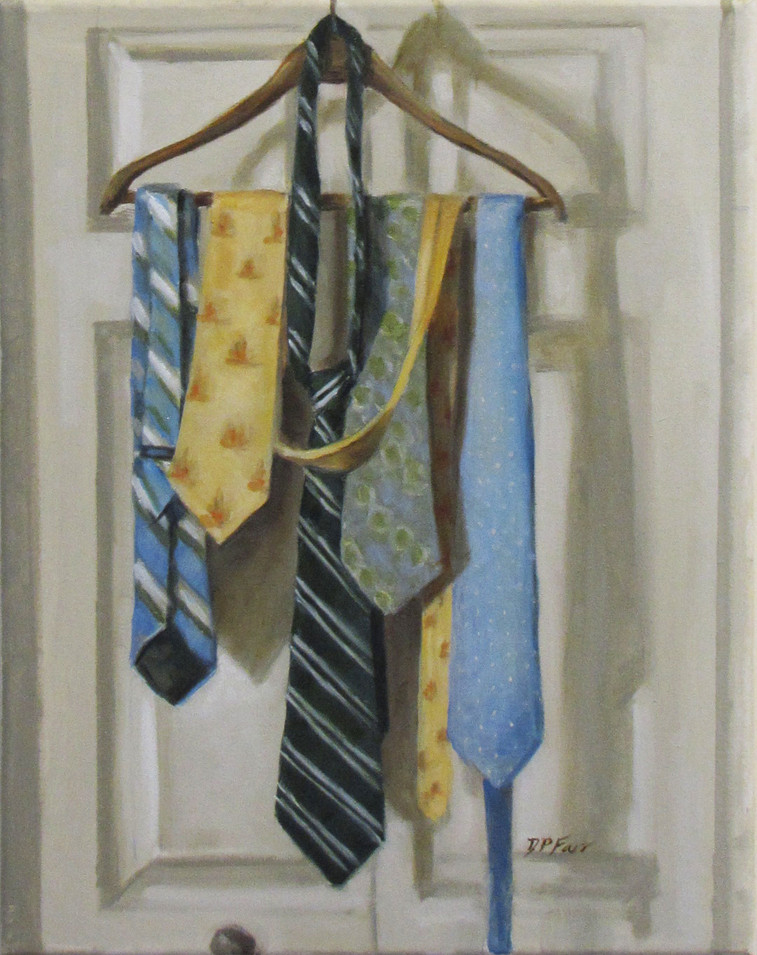 School Ties   SOLD