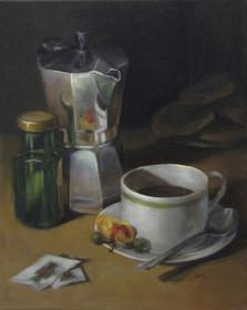 Italian Coffee 20x16  NFS
