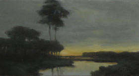 Tonal Sunset   5x10