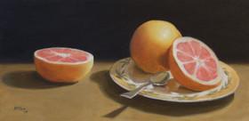 Morning Grapefruit (The Interloper)