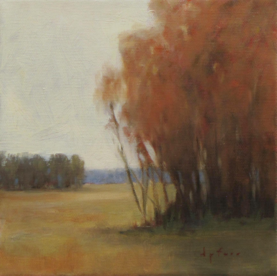 Autumn View   8x8