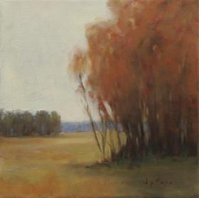 Autumn View   8x8