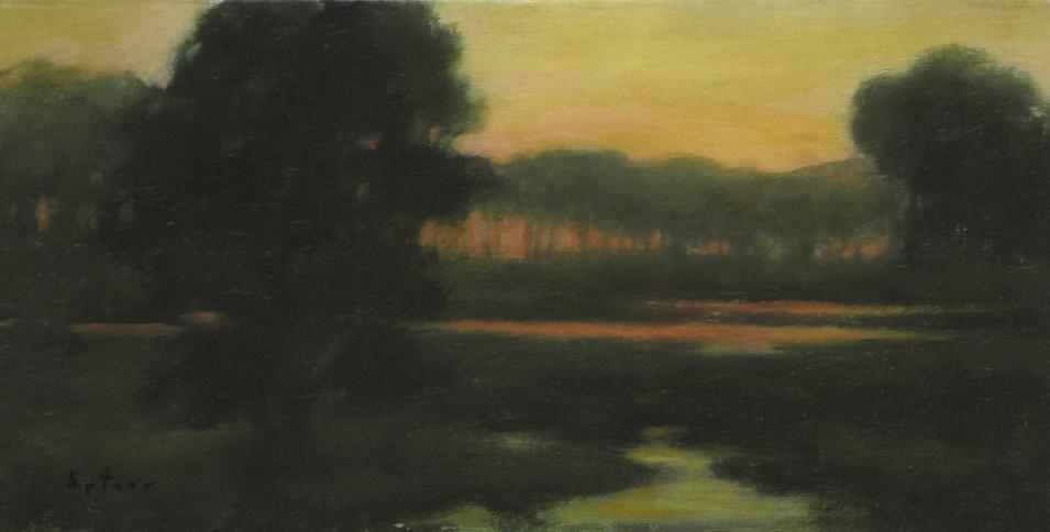 Tonal Sunset II   5x10
