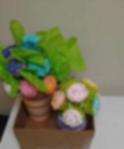#LatePost Flower Cupcake Bouquets! #dmvb