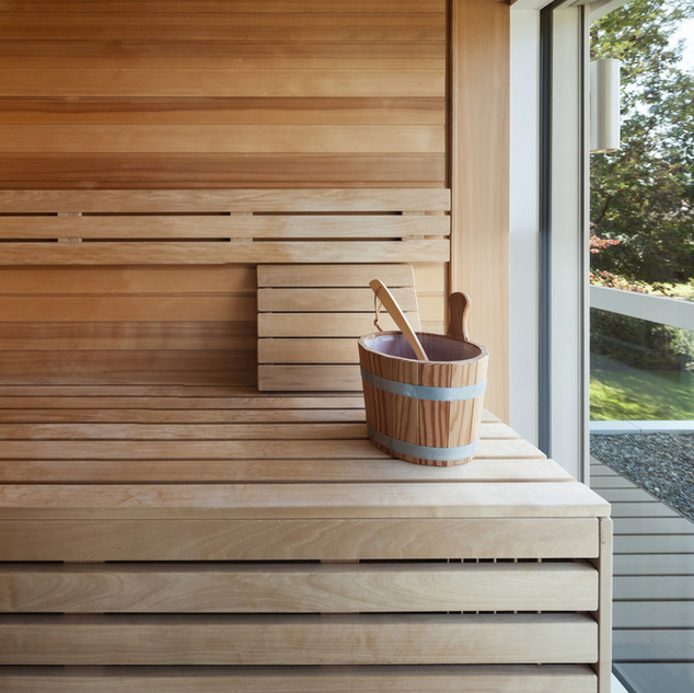 Træ Sauna