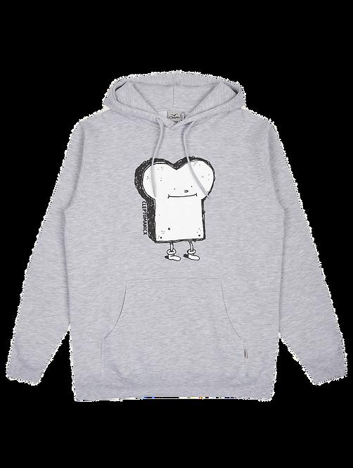 CP Hoodie Toast Light Grey