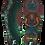 Thumbnail: Kingfoam Elite Insoles Moldable Lizard King L