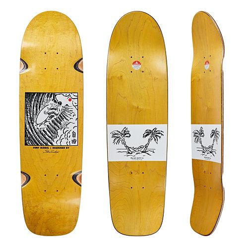 Deck Shin Sanbongi Freedom Surf