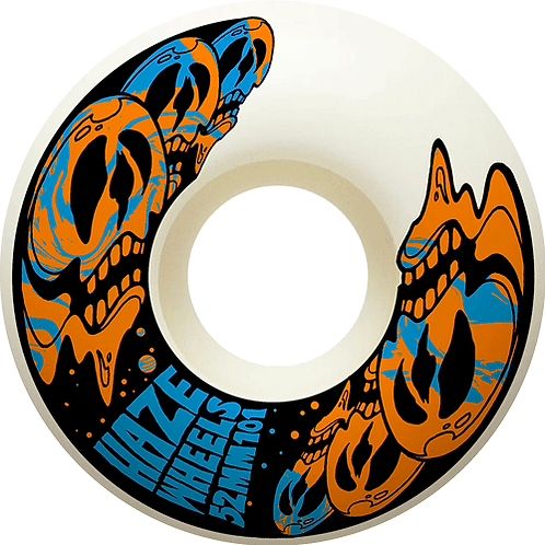 Haze wheels Death on acid 52MM 101A
