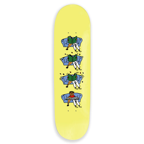"""Deck What U Thought Series Legs 8.0"""""""
