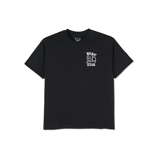 Polar Big Boy Club Tee Black