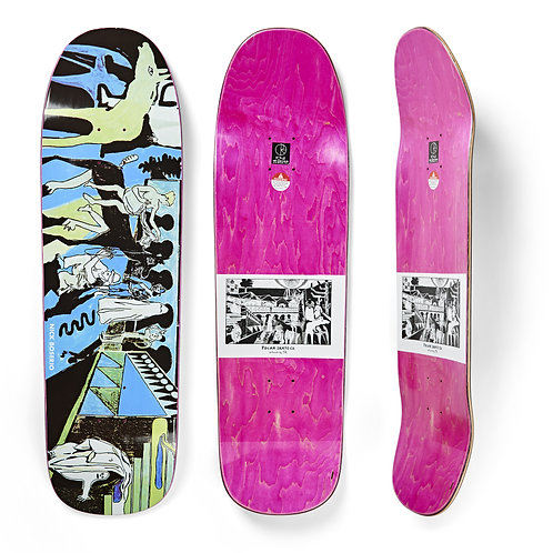 Deck Nick Boserio The Riders 1991