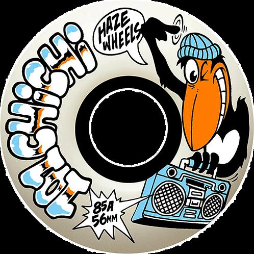 Haze wheels 101Chichi 56MM 85A
