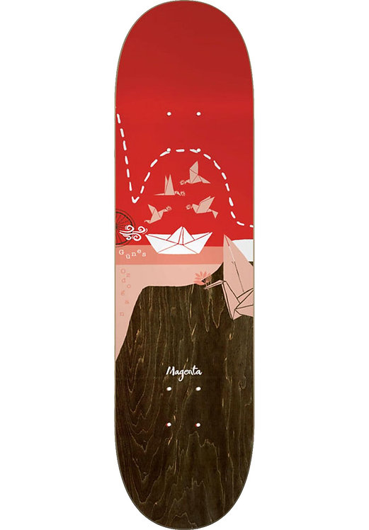 """Magenta Board The Dreamer Series Gunes Özdogan 8.375"""""""