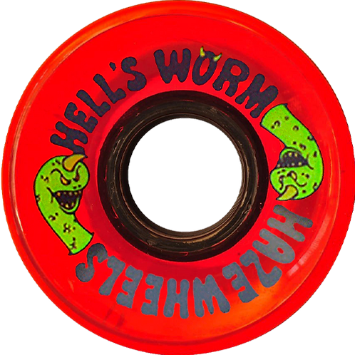 Wheels Hell's Worm 60MM 78A