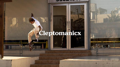 Cleptomanicx