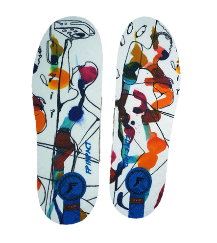 Kingfoam Elite Insoles Mid Will Barras S