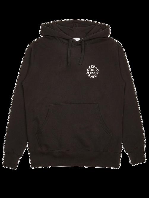 CP Hoodie Clepto Club Black