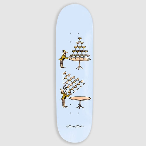 """Pass~Port Deck Champers Series Waterfall 8.0"""""""