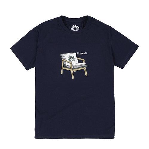 MS Tee Book Navy