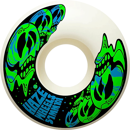 Haze wheels Death on acid 51MM 101A