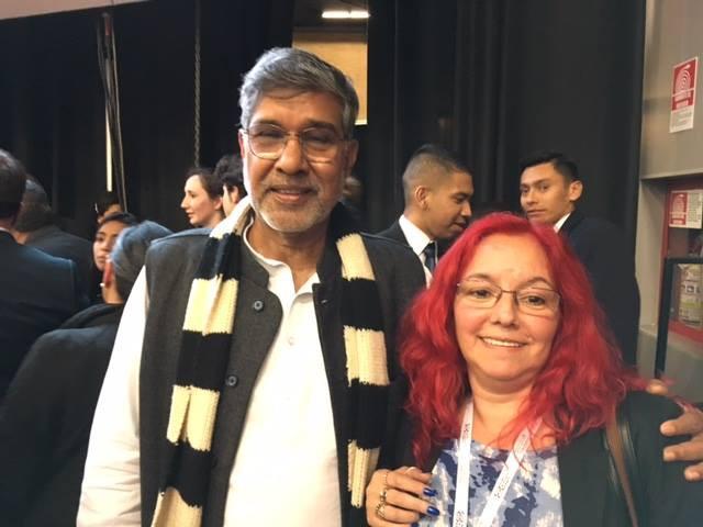 Patricia_Pérez_y_Kailash_Satyarthi_(Indi