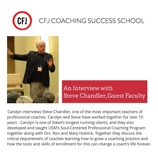 Interview with Steve Chandler.jpeg