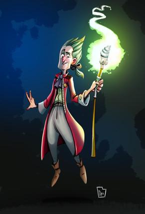 Beginner magician