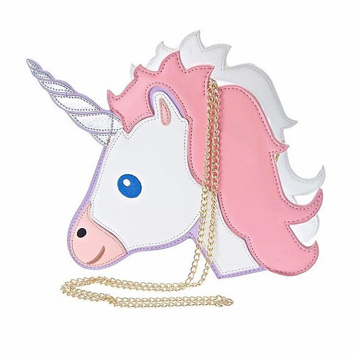 Solid Unicorn Bag