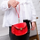 Thumbnail: Patent Leather Wristlet Crossbody Bag