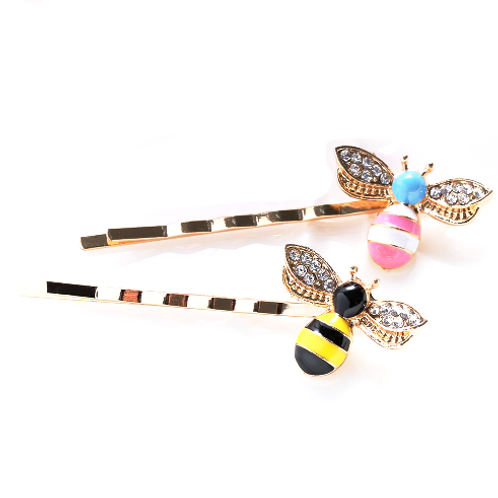 Bee Hair Pin - Set of 2
