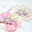 Thumbnail: Bow Ribbon Embellished Lace Headband